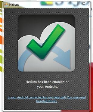 Cara Backup Data di Android Dengan Helium - 1