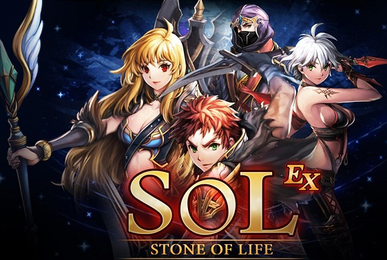 Game RPG Android Terbaik: Stone of LIie Ex