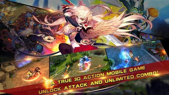 Game RPG Android Terbaik: Art of Sword