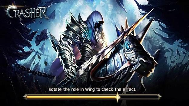Game RPG Android Terbaik: Crasher