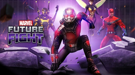 Game RPG Android Terbaik: Marvel Future Fight