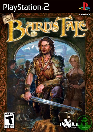 Game RPG Android Terbaik: The Bard's Tale