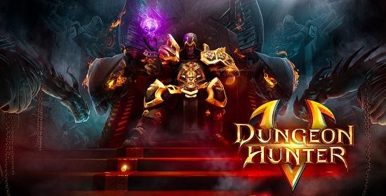 Game RPG Android Terbaik: Dungeon Hunter 5