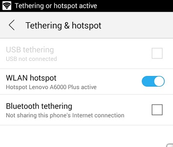 Cara Membuat HP Android Jadi Modem via Wi-Fi