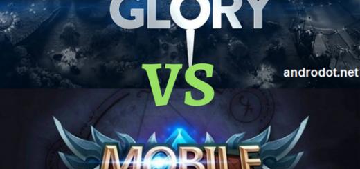 Vainglory vs Mobile Legends