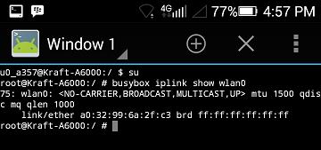 Cara Merubah MAC Address di HP Android + Cara Tanpa Root
