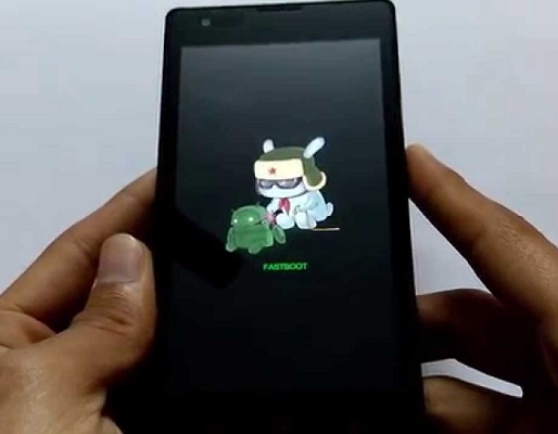 Mode Fastboot Xiaomi Redmi 4X