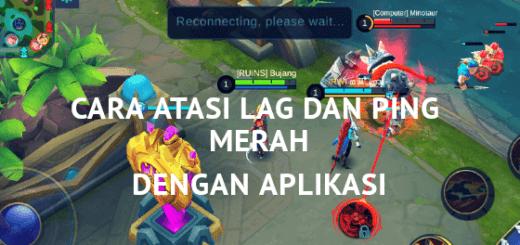 Cara Mengatasi Ping Merah Mobile Legends