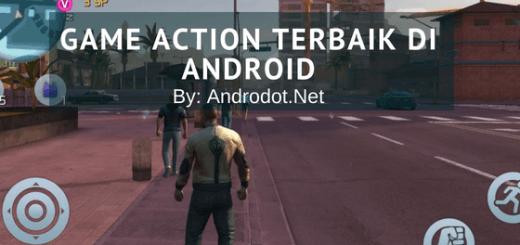 Daftar Game Action Offline dan Online Terbaik di Android