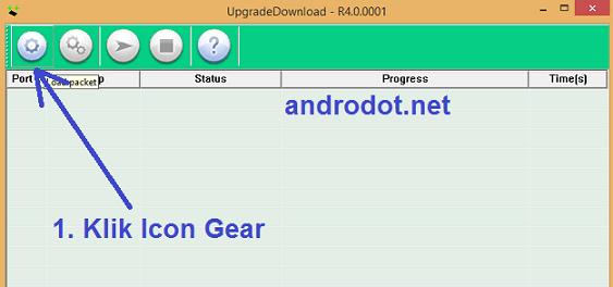 Cara Flash Lenovo A1000 via Research Download, Hanya 10 Menit!