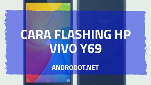 Cara Flash Vivo Y69 via SP Flashtool