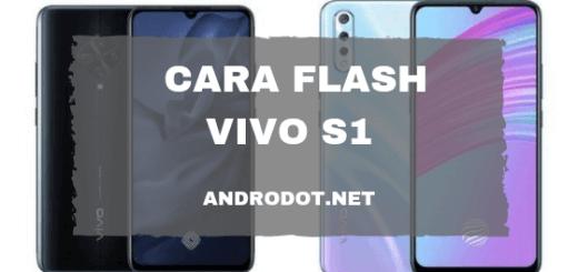 Cara Flash Vivo S1 via SD Card (Tanpa PC)