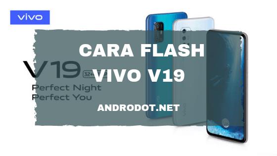 Cara Flash Vivo V19 Tanpa PC (via SD Card)