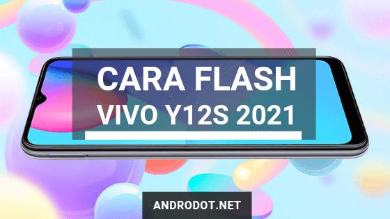 Cara Flash Vivo Y12s Tanpa PC