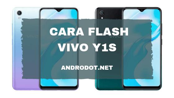 Cara Flash Vivo Y1s via SD Card