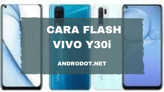 Cara Flash Vivo Y30i Tanpa PC